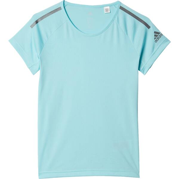 ADIDAS Kinder T-Shirt Climacool Training Blau