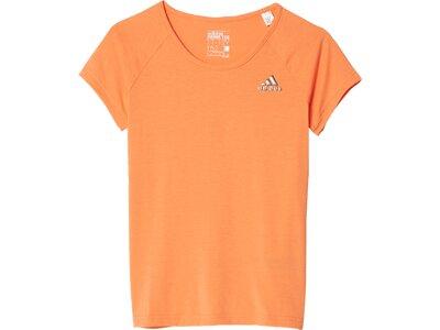 ADIDAS Kinder Shirt YG PRIME TEE Orange