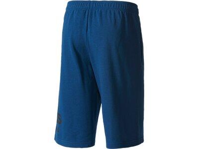 ADIDAS Herren Trainingsshorts Blau