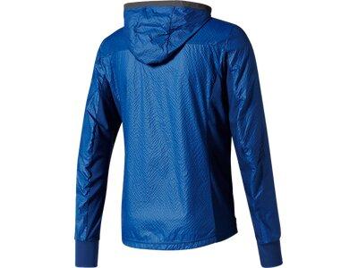 ADIDAS Herren Pure Amplify Jacke Blau