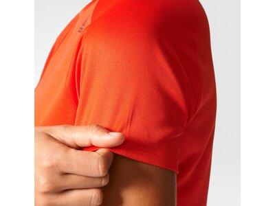ADIDAS Damen Shirt D2M Loose Rot