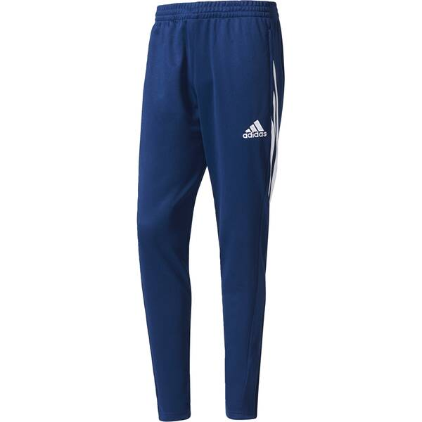 31297e7f3e3d22 ADIDAS Herren Trainingshose Sereno 14 Training Pant black white  New Navy White