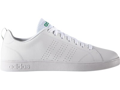 ADIDAS Herren Sneaker Advantage Clean VS Silber