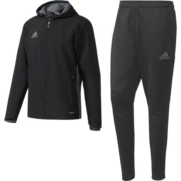 ADIDAS Herren Condivo16 Präsentationsanzug   Sportbekleidung > Sportanzüge > Präsentationsanzüge   Black   Adidas