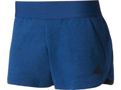 ADIDAS Damen Shorts Stadium Blau