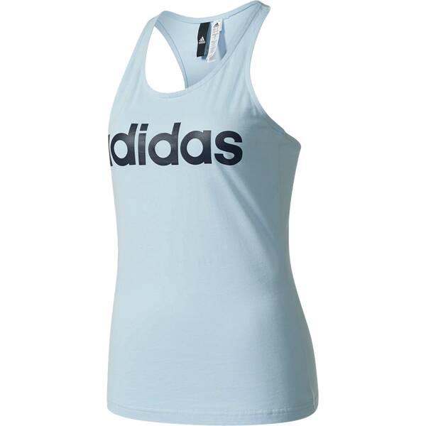 ADIDAS Damen Tanktop Essentials Linear Slim