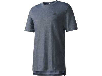 ADIDAS Herren Shirt Sport ID Tee Grau