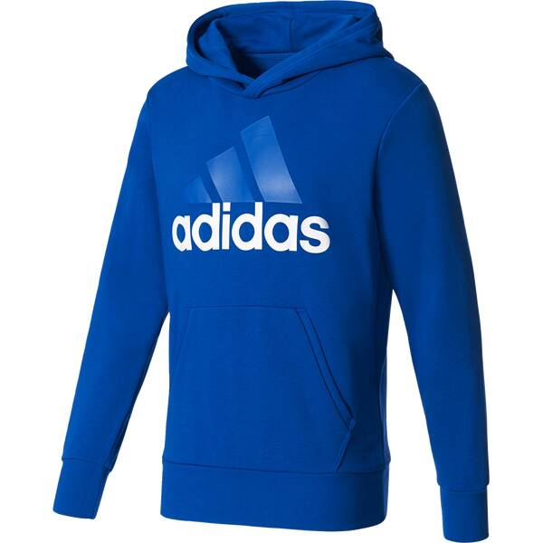 "ADIDAS Herren Sweatshirt mit Kapuze ""Essentials Linear Pullover Hood French Terry"""