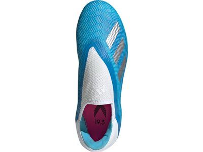 ADIDAS Kinder Fußballschuhe X 19.3 FG Blau