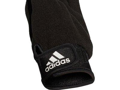 ADIDAS Herren Handschuhe Fieldplayer Schwarz
