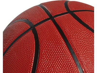 ADIDAS Herren 3-Streifen D 29.5 Basketball Rot