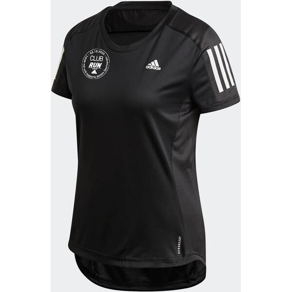 ADIDAS Damen T-Shirt RUN IT