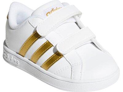 ADIDAS Kinder Baseline Schuh Weiß