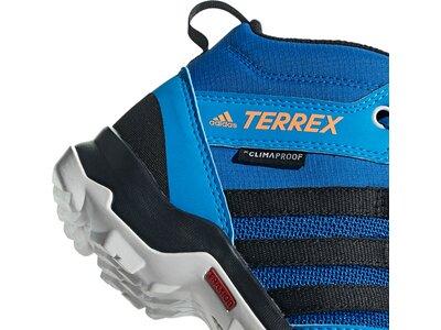 ADIDAS Kinder Outdoorschuhe TERREX AX2R MID CP K Blau