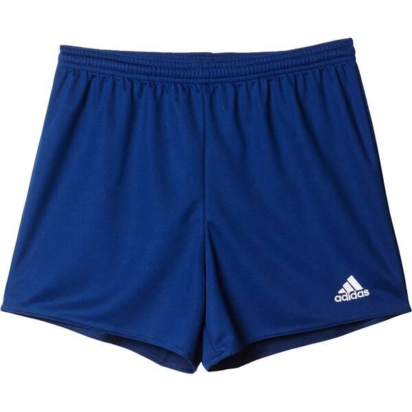 Hosen - ADIDAS Damen Parma 16 Shorts › Blau  - Onlineshop Intersport