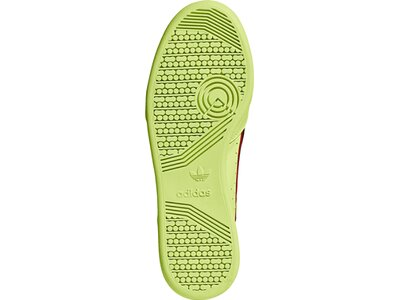 ADIDAS Herren Sneaker CONTINENTAL 80 Grün