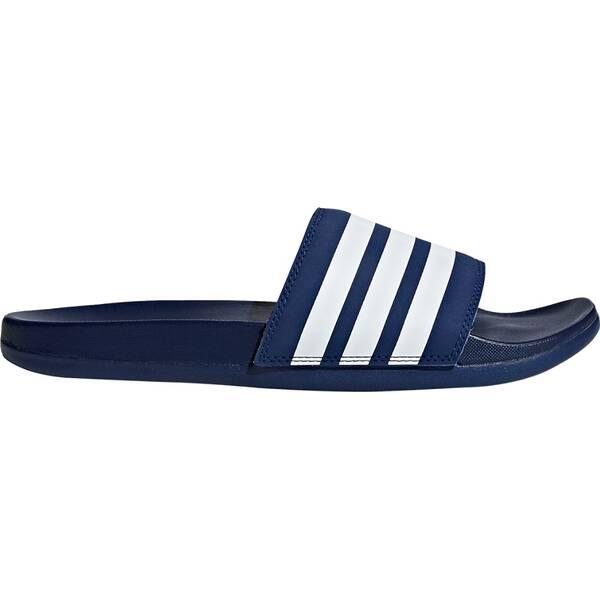 ADIDAS Herren Adilette Cloudfoam Plus Stripes Slipper