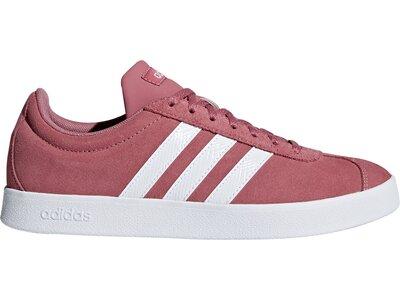 ADIDAS Damen Sneaker VL COURT 2.0 Lila