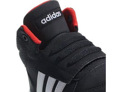 ADIDAS Kinder Basketballschuhe HOOPS MID 2.0 I Schwarz