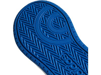 ADIDAS Kinder Hoops 2.0 Schuh Grau