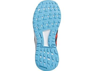 ADIDAS Kinder Duramo 9 Schuh Silber