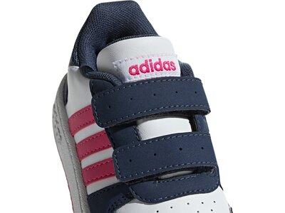 ADIDAS Kinder Sneaker HOOPS 2.0 CMF I Grau