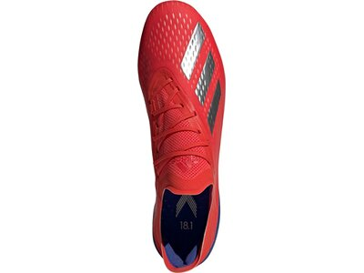 ADIDAS Herren Fußballschuhe X 18.1 SG Rot
