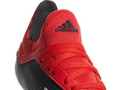 ADIDAS Kinder Fußballschuhe X 18.3 FG Schwarz