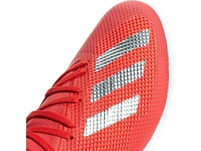 ADIDAS Herren Fußballschuhe X Tango 18.3 IN Rot