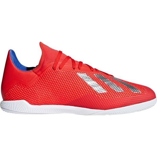 ADIDAS Herren Hallenschuhe X Tango 18.3 IN | Schuhe > Sportschuhe > Hallenschuhe | Adidas