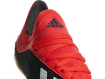 ADIDAS Kinder Fußballschuhe X Tango 18.3 IN Rot
