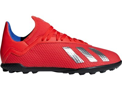 ADIDAS Kinder Fußballschuhe X Tango 18.3 TF Rot