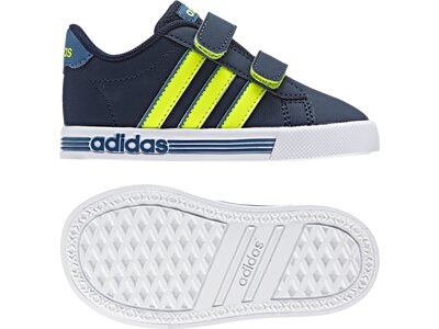ADIDAS Kinder Sneaker Daily Team Inf Braun