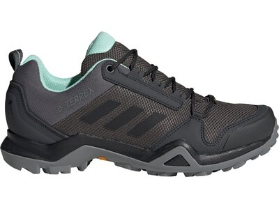 adidas Damen TERREX AX3 GORE-TEX Wanderschuh Grau