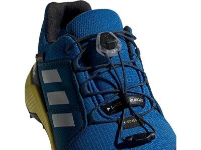 ADIDAS Kinder TERREX GTX Schuh Blau
