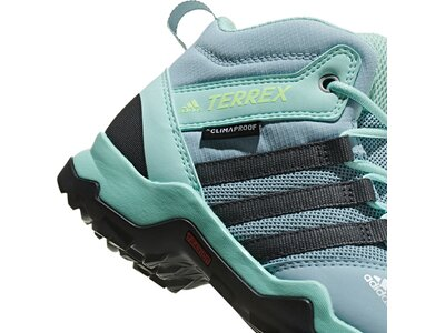 ADIDAS Kinder AX2 ClimaProof Mid Schuh Blau