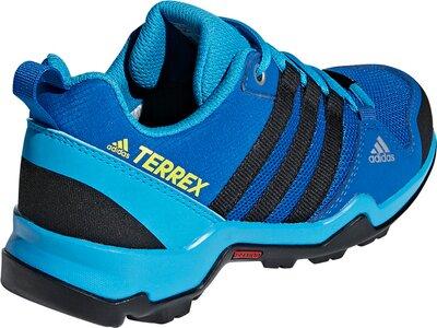 adidas TERREX Kinder AX2R RAIN.RDY WANDERSCHUHE Blau