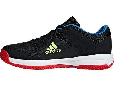 ADIDAS Kinder Court Stabil Schuh Rot