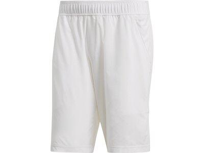 ADIDAS Herren Shorts ADVANTAGE Grau