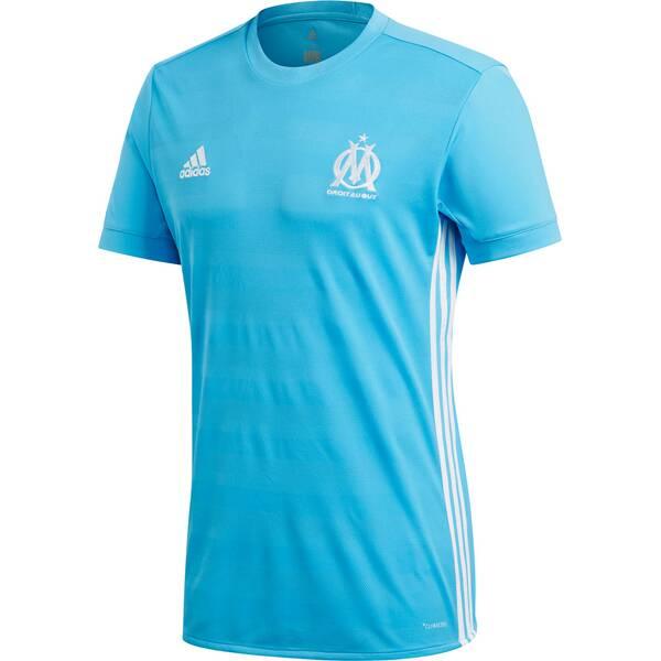 ADIDAS Herren Olympique Marseille Auswärtstrikot