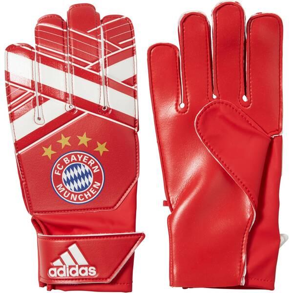 ADIDAS Kinder Handschuhe YOUNG PRO FCB Weiß