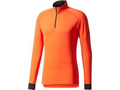 ADIDAS Herren Shirt XPR AC TOP M Orange