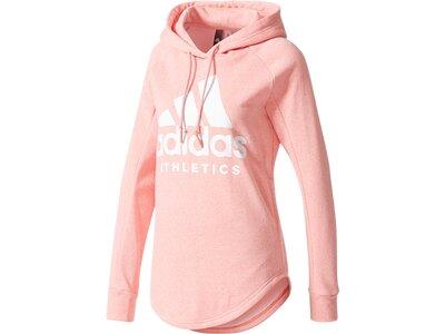 ADIDAS Damen Kapuzensweat Damen Kapuzen-Sweatshirt SP ID Pink