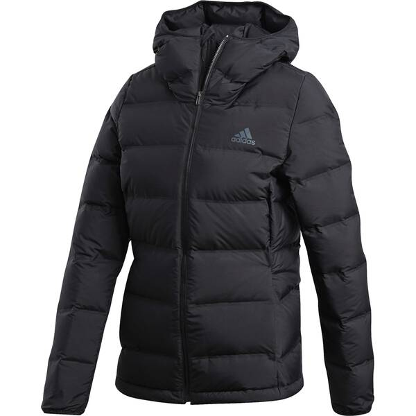 ADIDAS Damen Helionic Down Hooded Jacke