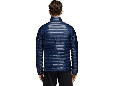 ADIDAS Herren Varilite Jacket Blau