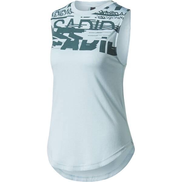 ADIDAS Damen Shirt SP ID SL TEE Grau