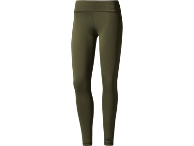ADIDAS Damen Tight Workout Long Tight Grau