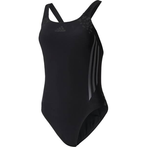 ADIDAS Damen Badeanzug REG SWIM INF+ black