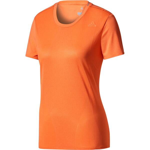 ADIDAS Damen SN SS TEE W Orange