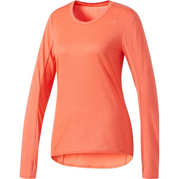 ADIDAS Damen SUPERNOVA LONG SLEEVE TEE WOMEN